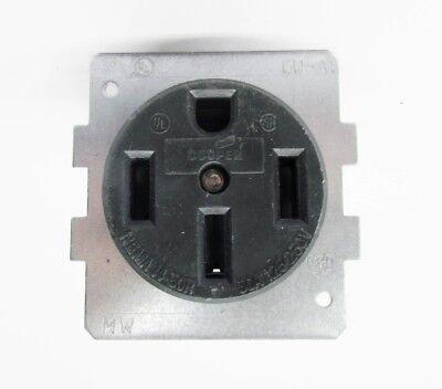 Cooper 1258-bu3 Receptacle Outlet 125250v 50a 1pkg Nema 14-50 R