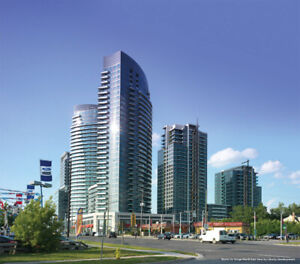 Condo for rent available at World on Yonge! (Yonge and Steeles)