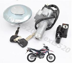 Motorcycle Ignition Fuel Cover Helmet Lock Set for Honda XR 125 Brisbane City Brisbane North West Preview