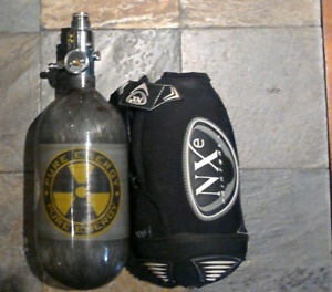 Paintball 45/4500psi Air Tank AS IS CONDITION