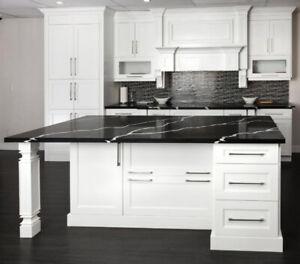 FREE 3D DESIGN!! Step Shaker White Kitchen SALE now!!