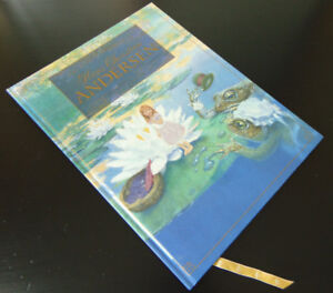 The Classic Treasury of Hans Christian Anderson Collection Book