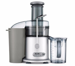 Breville JE98XL 2-Speed Fountain Plus Juicer