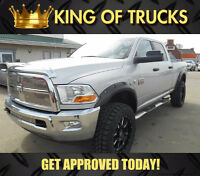 2011 Dodge Power Ram 3500 Custom Lifted 299 b/w