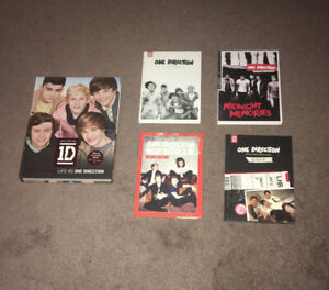 One Direction Merch Package