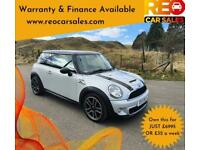 2013 MINI HATCHBACK 1.6 Cooper S 3dr HATCHBACK Petrol Manual