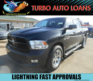 2010 Dodge Power Ram 1500 Sport Crew Cab