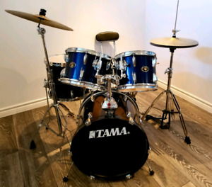 Drum Tama stage star