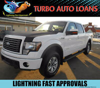 2012 Ford F-150 FX4 Eco Boost Pickup Truck