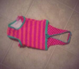 Warm suit 0-3 mnth bathing suit