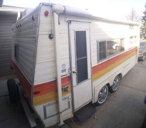Camper trailer for sale