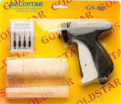 Clothinggarment Price Label Tag Tagging Gun 500 2 Barbs 5 Extra Needle Usa