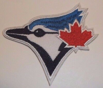 Toronto Blue Jays Embroidered Applique PATCH~3 1/4