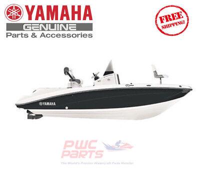 YAMAHA 2016+ 190 FSH Deluxe CC PREMIUM Mooring Cover Boat BLACK MAR-FSH19-BT-16