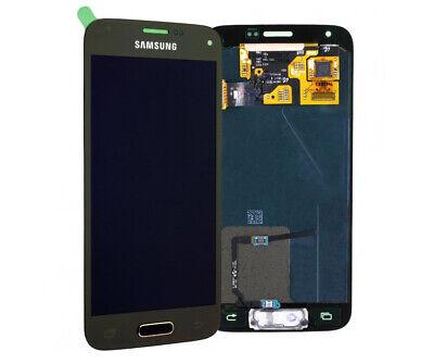 Original Samsung Galaxy S5 Mini G800f Lcd Display Bildschirm Touchscreen Gold