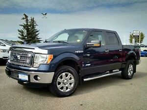 2014 Ford F-150 SuperCrew XLT XTR 4WD 3.5L