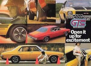 HOLDEN HQ Cars & Parts inc Monaro GTS Coupe Kingswood HK HG HJ Kidman Park Charles Sturt Area Preview
