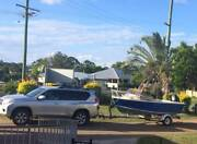 Quintrex boat 60hp Yamaha Outboard 25hrs Crows Nest Toowoomba Surrounds Preview