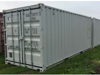 New 20ft Shipping Containers VAT FREE