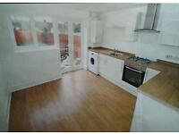 Lovely 4 bed house over 4 floors, garden, free parking, refurbished with new kitchen and 2 bathrooms