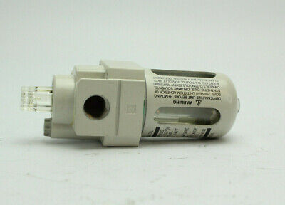 Smc Al20-n02-cz-a Lubricator 150psi Max Pressure New