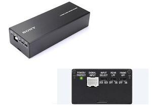 Sony XM-S400D 4 Kanal Stereo - Verstärker Klasse D Klein Endstufe Compact
