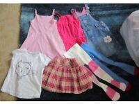 Small bundle of kids clothes age 4-5 years