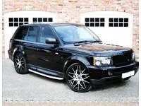 2008 range rover sport tdv8