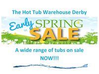 Lush Sovereign Balboa hot tub whirlpool spa