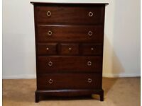 STAG Minstrel Big Chest of 7 Drawers Tallboy