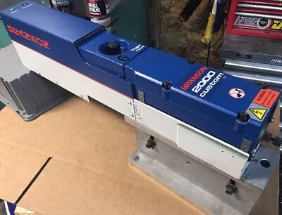 Branson 2000 Custom 3.0 101-134-148 Ultrasonic Welder Actuator Thruster Clean