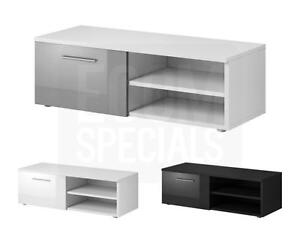 TV-Unit-Cabinet-TV-Stand-Entertainment-Lowboard-Vegas-120cm-Front-High-gloss