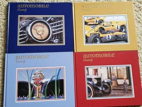 Automobile Quarterly Vol 40 Books 1-4