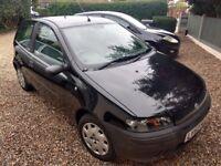 Fiat Punto 1.2 (2002, 3 door)