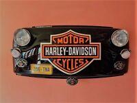 FIAT 500 HARLEY DAVIDSON design