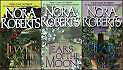 NORA ROBERTS TRILOGIES Kitchener / Waterloo Kitchener Area image 1