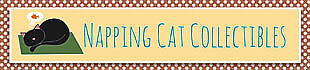 Napping Cat Collectibles