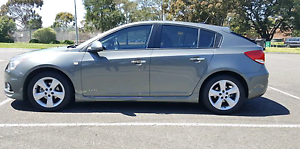 2012 Holden Cruze Hatchback Armidale Armidale City Preview