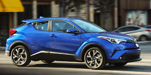 2019 Toyota C-HR XLE SUV lease transfer with only 8000 km