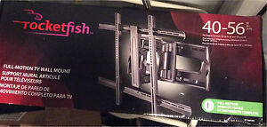 """TV wall mounting bracket, new in the box. Rocket Fish 40"""" to 56"""" Cambridge Kitchener Area image 1"""