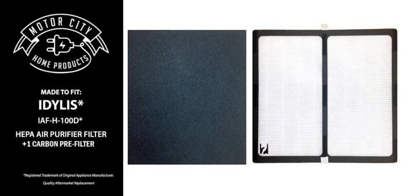 Premium Idylis D Pre Filter Carbon Made For Ac 2123 2118 Iap 10 280 Quality New