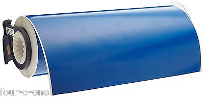 BRADY 13611 BLUE VINYL PowerMark INDOOR / OUTDOOR TAPE 50'X10