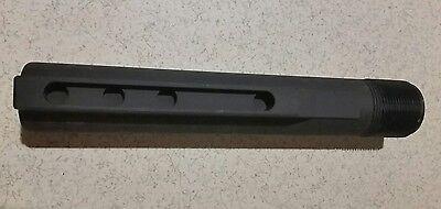 Carbine black Mil Spec 4 Position Buffer Tube