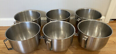 Hobart N50 5 Quart Stainless Steel Nsf Sst Mixing Bowl For N-50 5 Qt Mixer