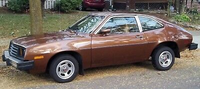 1980 Ford Other    1980 Ford Pinto  69 943 Miles