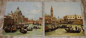 2 Venetian Italian Feature Wall Hanging Trivett Tile Venice Canal Windsor Hawkesbury Area Preview