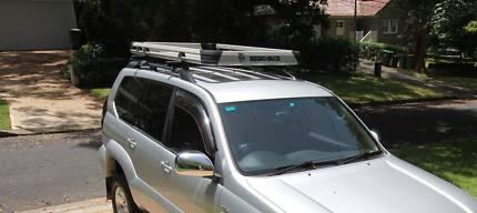 Rhino Rack alloy roof tray Wahroonga Ku-ring-gai Area Preview