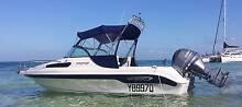 BAYSPORT 545 Sports fisherman 2015. 115HP Four stroke Yamaha. Kallangur Pine Rivers Area Preview