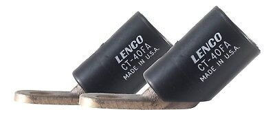 Lenco Terminal Ct-40fa - Attaches Welder Stud To Lc-40 Cable Connector 2 Pack