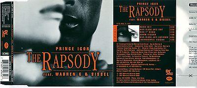 The Rapsody - Prince Igor (1987)   (CDS - 6 Tracks - UK Originalausgabe)